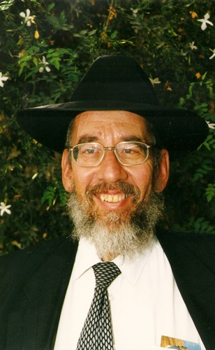 Reuven Eliyahu's Story