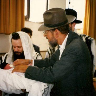 Peretz Yaakov's Story