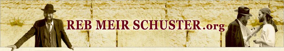 Reb Meir Schuster